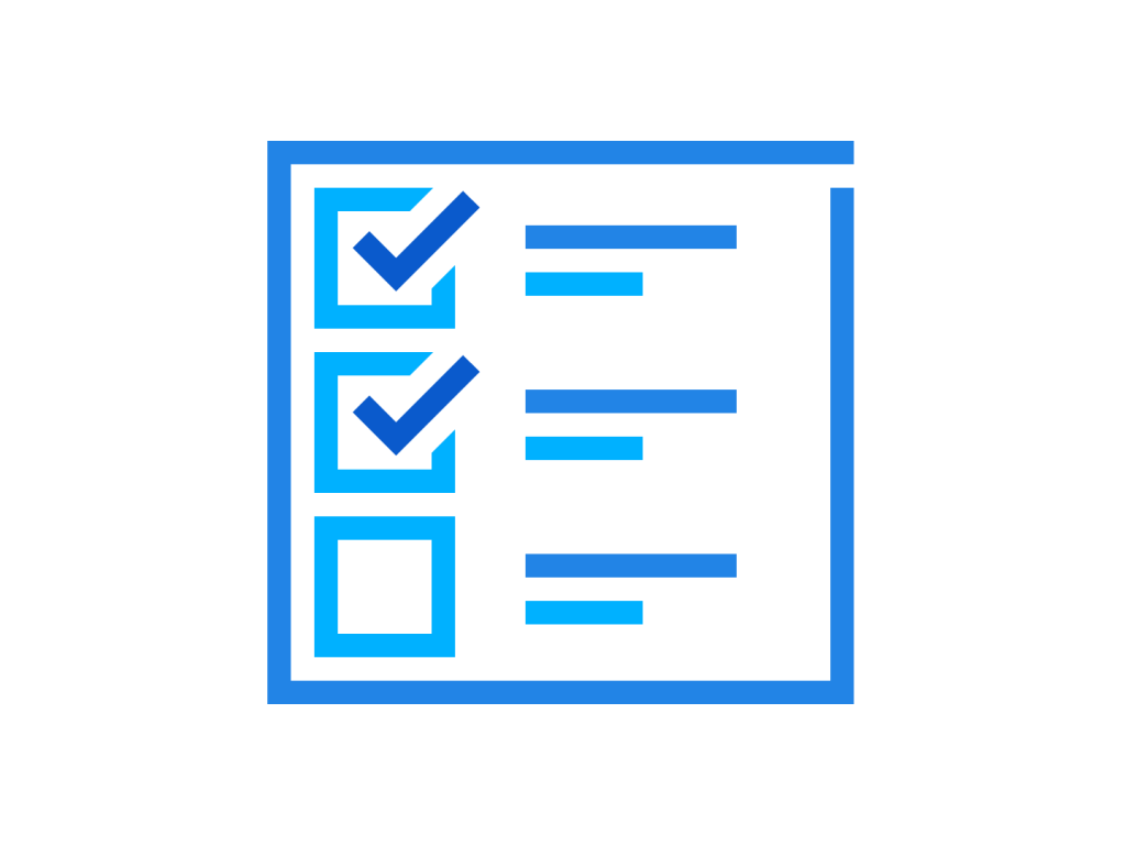 Approval Checklist Feature